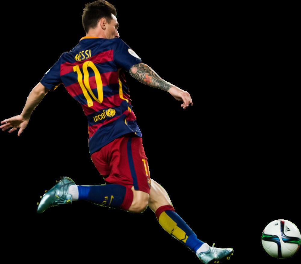 Lionel Messi Render