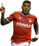 Britt Assombalonga football render