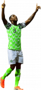 Odion Ighalo football render