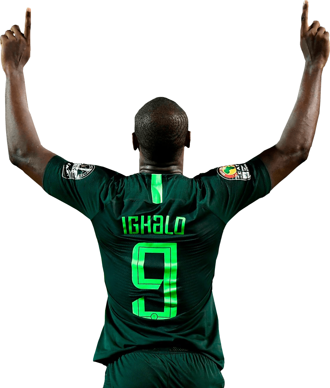 Odion Ighalo render