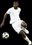 Osama Hawsawi football render