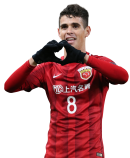 Oscar football render