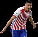 Oscar Cardozo football render