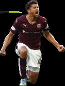 Osman Sow football render