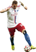 Pierre-Michel Lasogga football render
