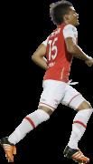 Antony Otero football render
