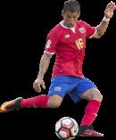 Cristian Gamboa football render