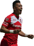 Fernando Uribe football render