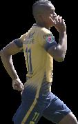 Fidel Martinez football render
