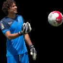 Guillermo Ochoa football render