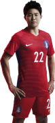 Kwon Chang-Hoon football render