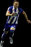 Lucas Pérez football render
