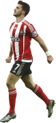 Shane Long football render