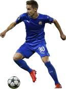 Marko Rog football render
