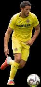 Pablo Fornals football render
