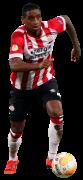 Pablo Rosario football render