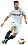 Pablo Sarabia football render
