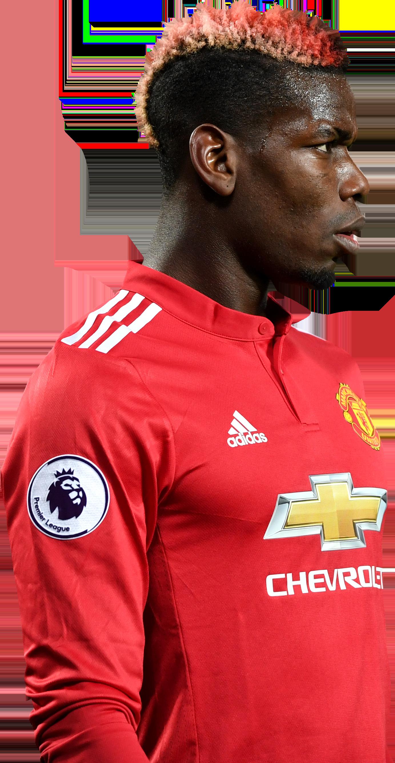 Paul Pogba football render FootyRenders