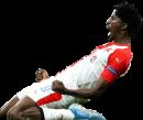 Peter Olayinka football render