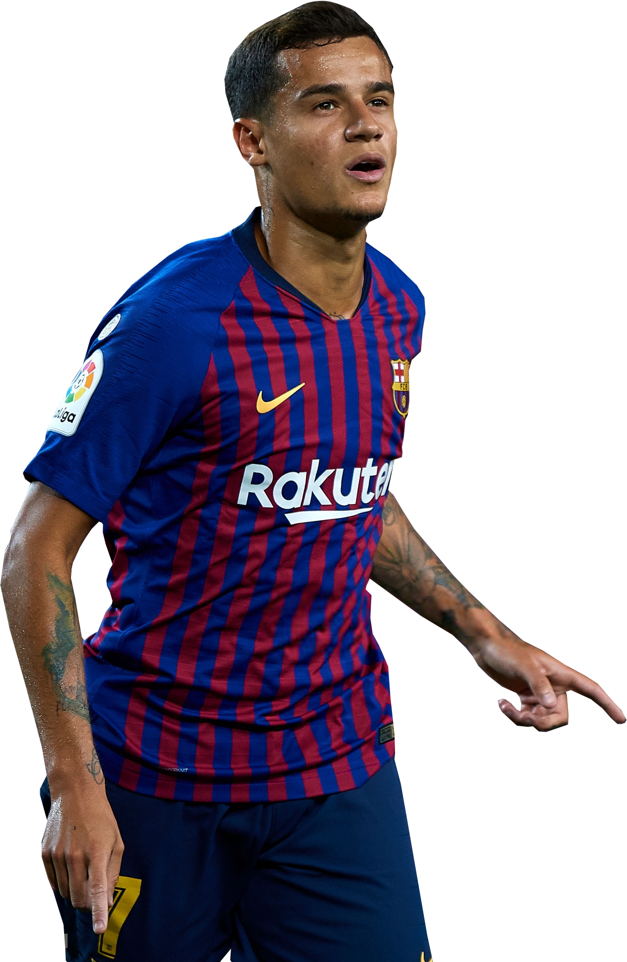 Philippe Coutinho render