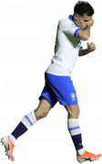 Philippe Coutinho football render