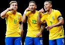 Philippe Coutinho, Neymar & Gabriel Jesus