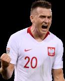 Piotr Zielinski football render