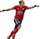Dayro Moreno football render