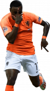Quincy Promes football render