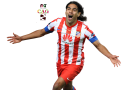 Radamel Falcao football render