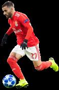 Rafa Silva football render