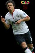 Rafael football render