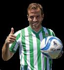 Rafael Van Der Vaart football render