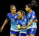 Rafaelle, Marta Vieira, Andressa Alves