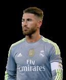 Sergio Ramos render