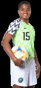 Rasheedat Ajibade football render