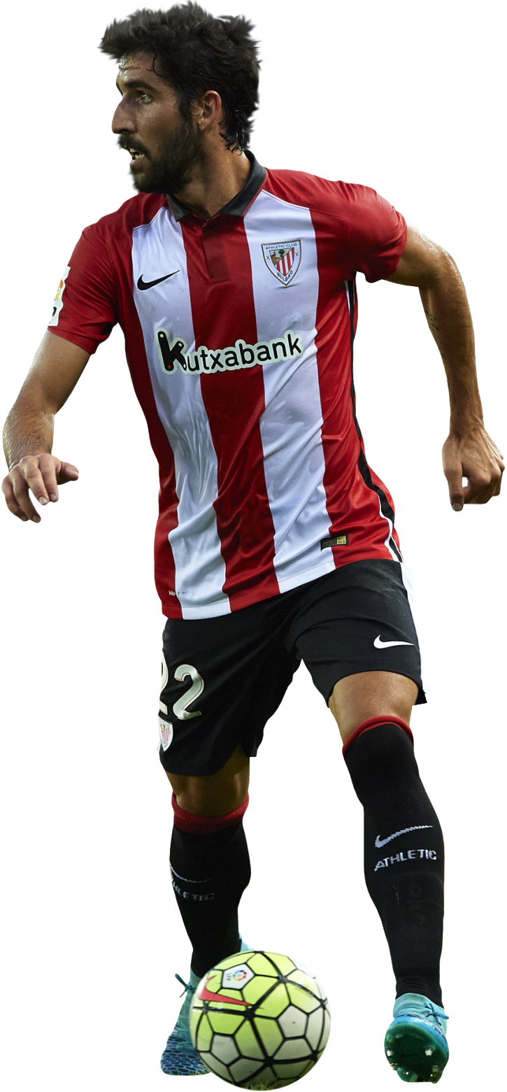 Raul Garcia football render - 22608 - FootyRenders