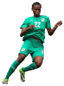 Raymonde Kacou football render
