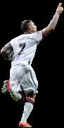 Ricardo Quaresma football render