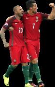 Ricardo Quaresma & Cristiano Ronaldo