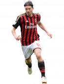 Riccardo Montolivo football render