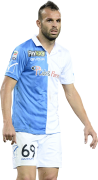 Riccardo Meggiorini football render