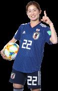 Risa Shimizu football render