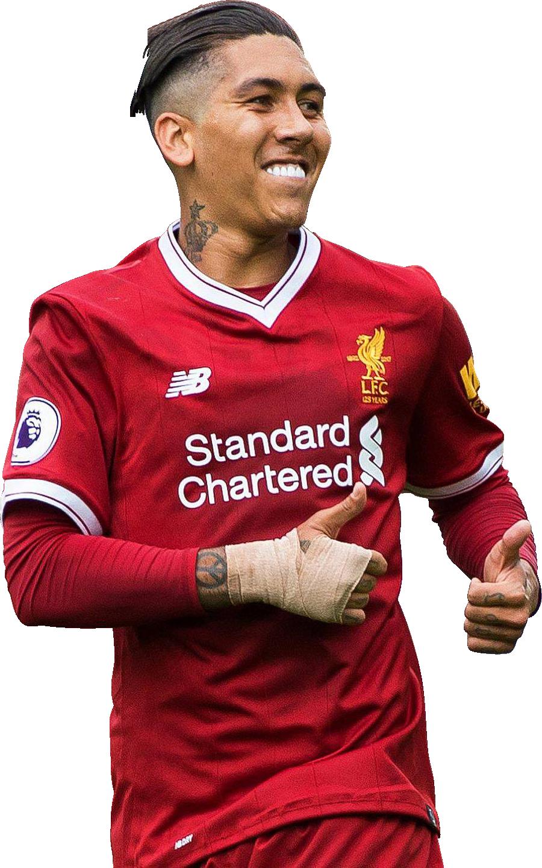 New Balance Roberto Firmino Liverpool Authentic Away Jersey 16/17