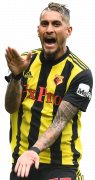 Roberto Pereyra football render