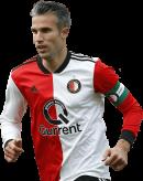 Robin van Persie football render