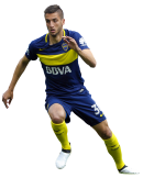 Rodrigo Bentancur football render