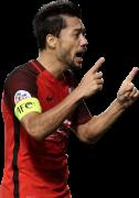 Rodrigo Tabata football render