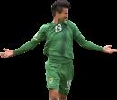 Rodrigo Ramallo football render