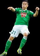 Romain Hamouma football render